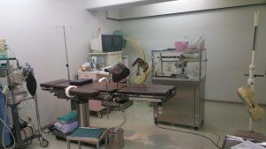 千葉県市川市の婦人科案件手術室
