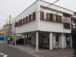 千葉県船橋市の内科医療法人の建物外観写真