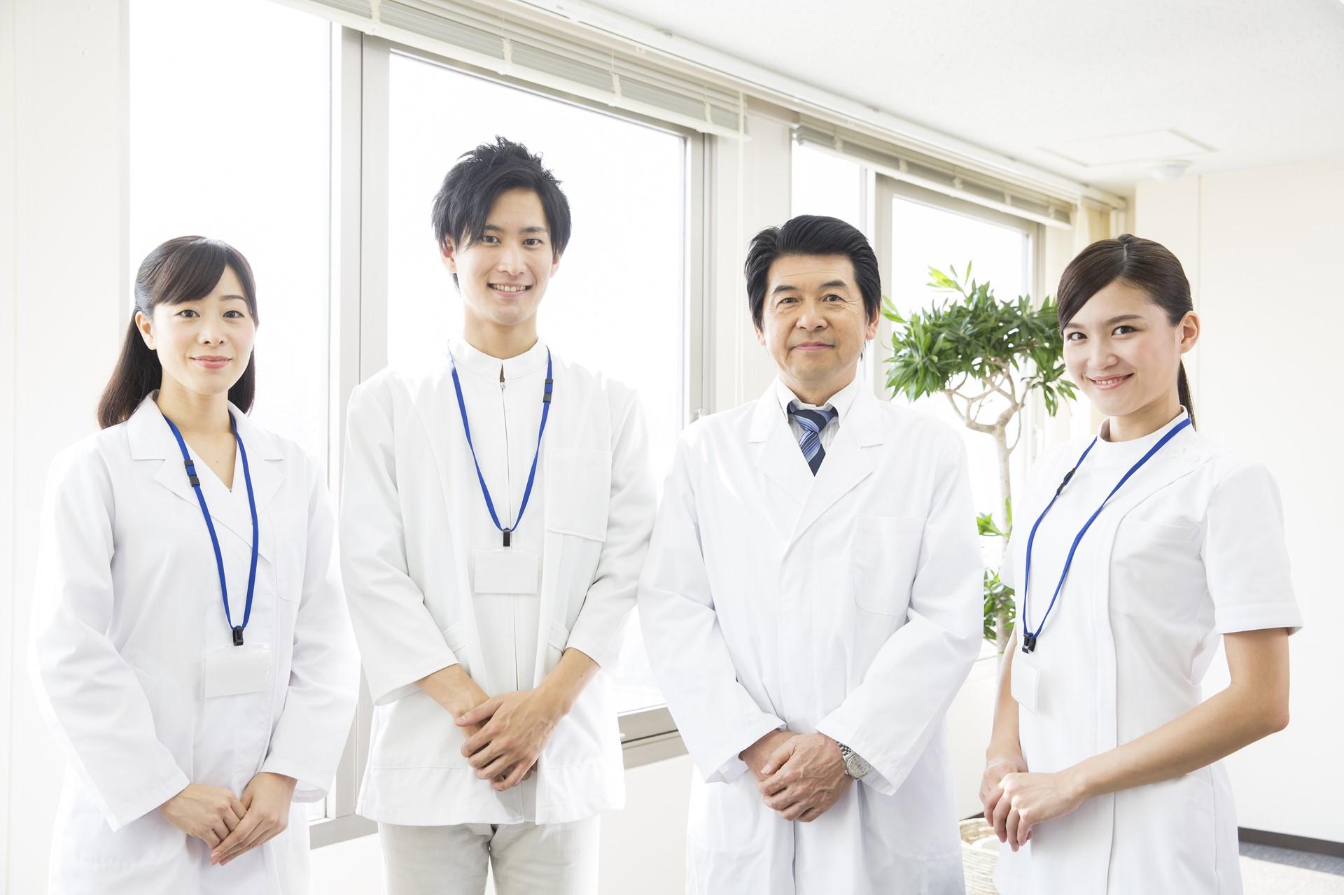 医院継承マッチング・トップ面談