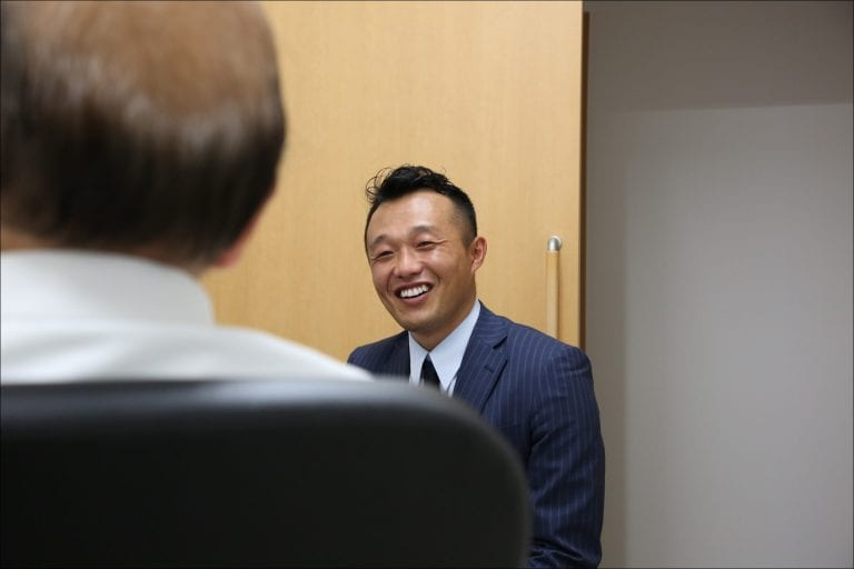 中村雅一先生インタビュー